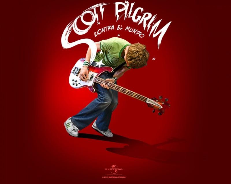 Pantallazo Scott Pilgrim contra el mundo