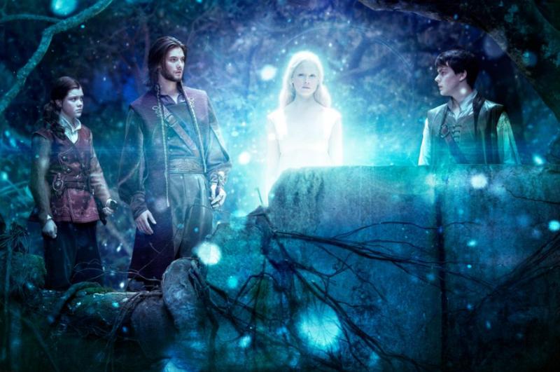 Pantallazo Narnia: La travesía del Viajero del Alba