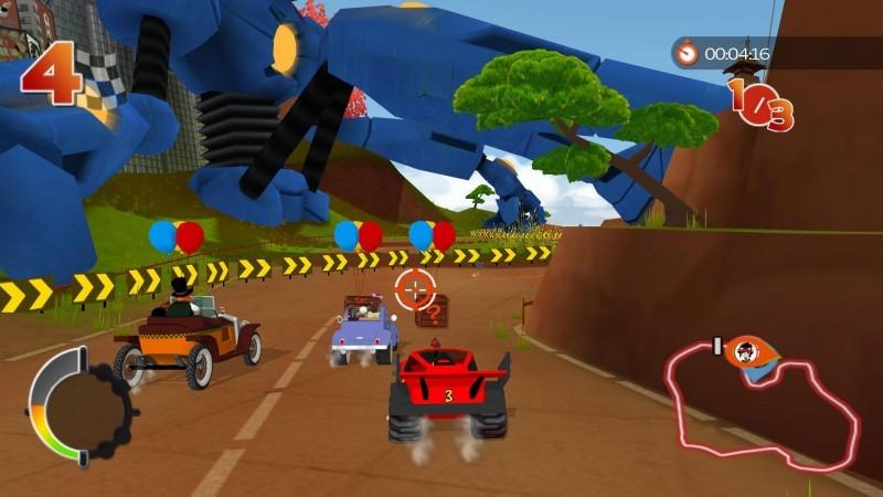 Pantallazo Racers Island: Crazy Racers