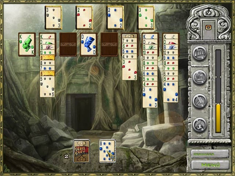 Pantallazo Jewel Quest Solitaire 3