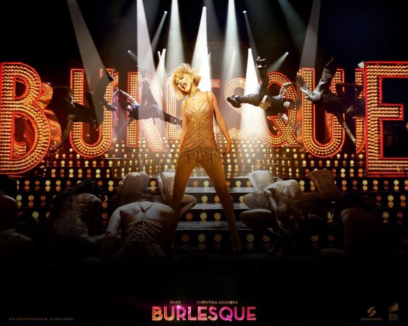 Pantallazo Burlesque