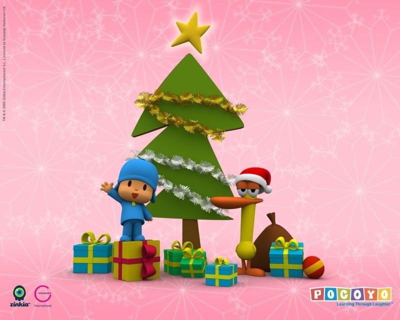 Pantallazo Navidad Pocoyó