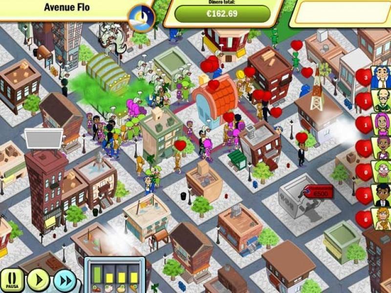 Pantallazo Diner Town Tycoon