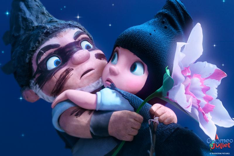 Pantallazo Gnomeo and Juliet