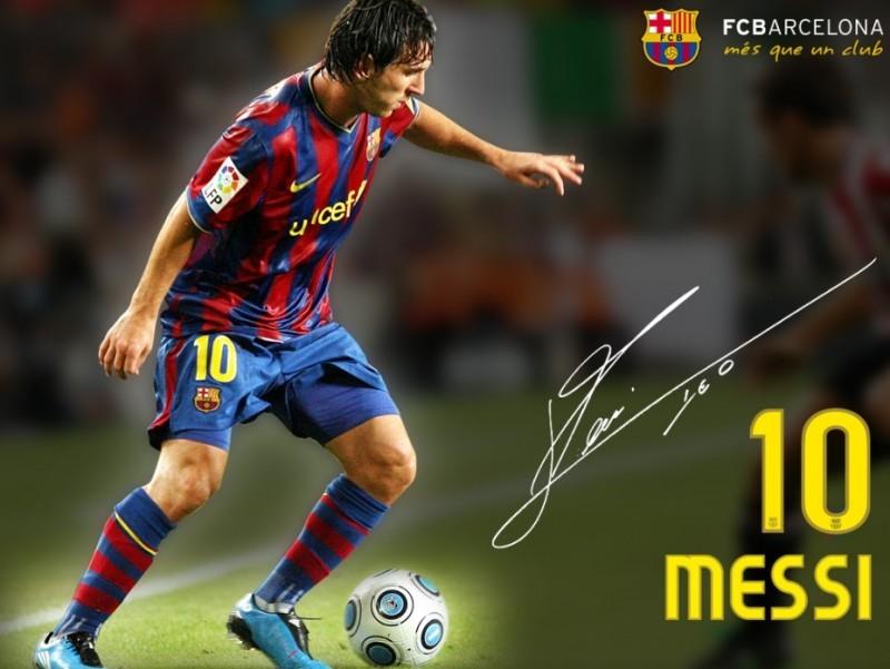 Pantallazo Messi