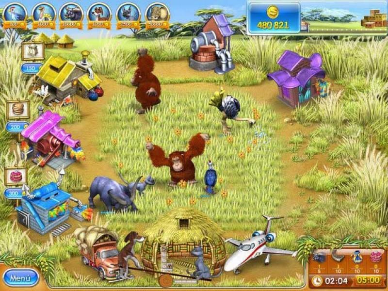 Pantallazo Farm Frenzy 3: Madagascar