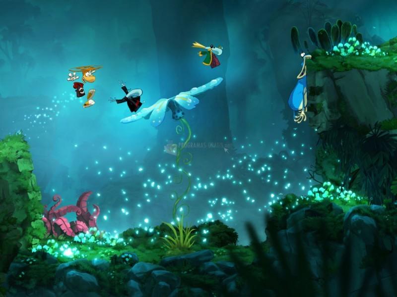 Pantallazo Rayman Origins