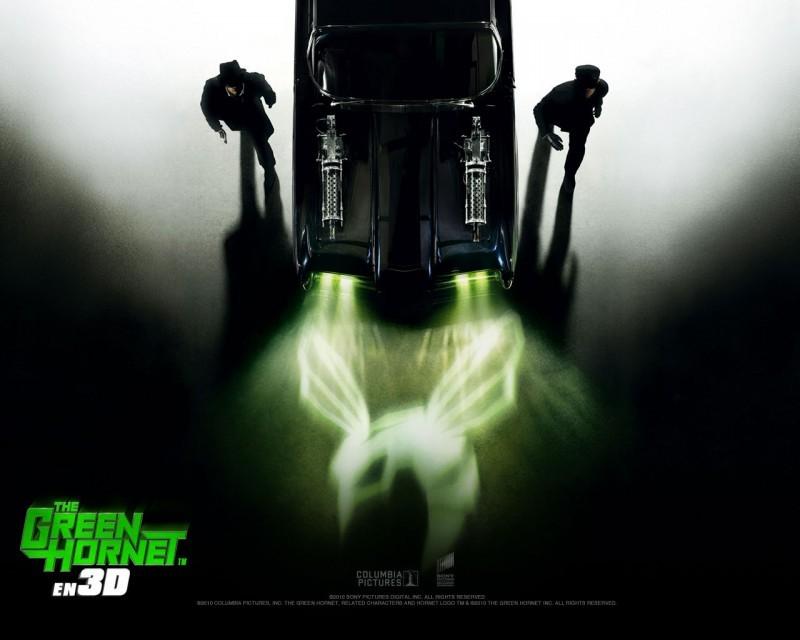Pantallazo The Green Hornet