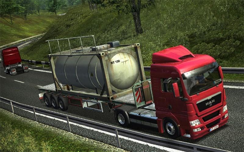 Pantallazo German Truck Simulator