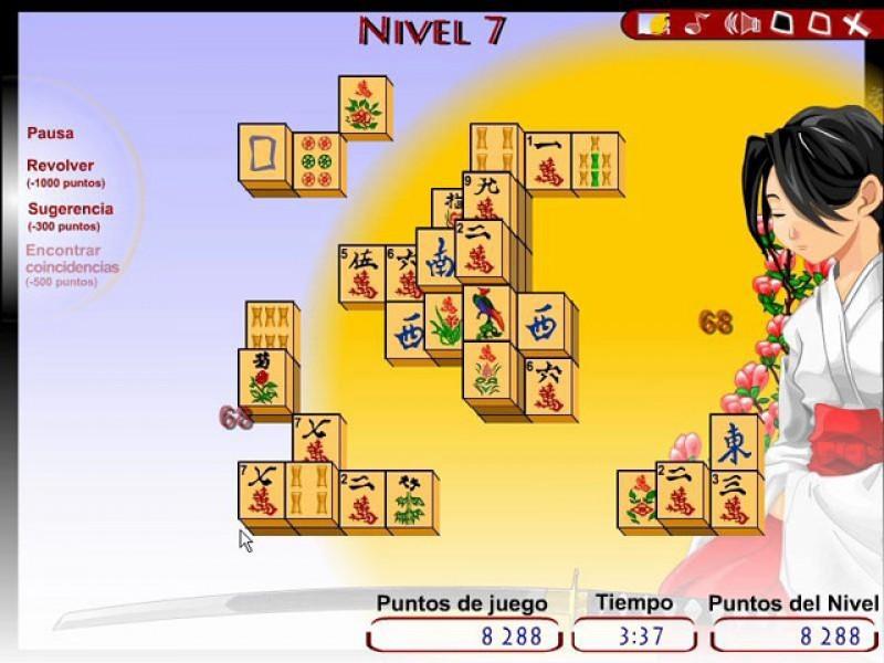 Pantallazo Elite Mahjong