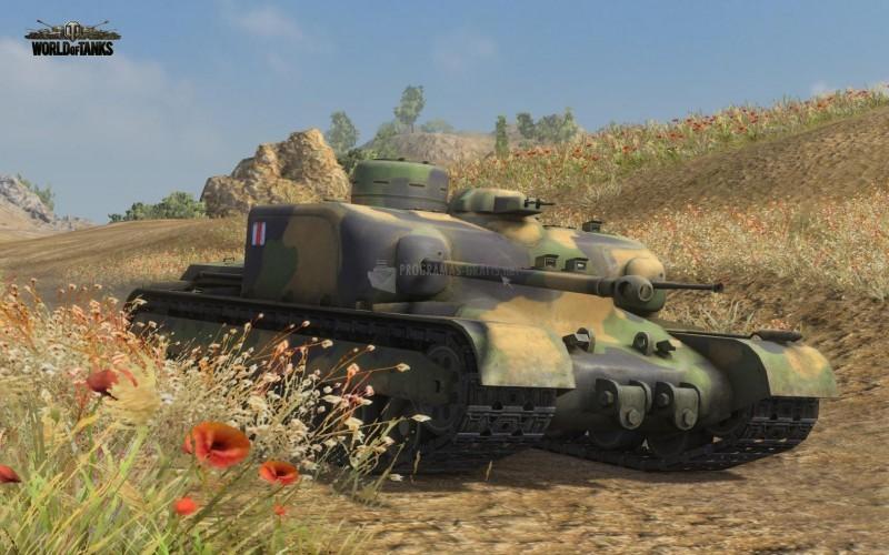 Pantallazo World of Tanks