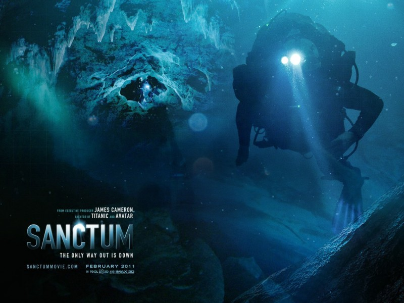 Pantallazo Sanctum The Movie (El Santuario)