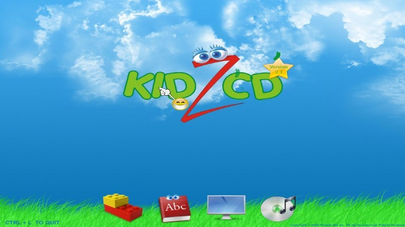 Pantallazo Kidz CD1
