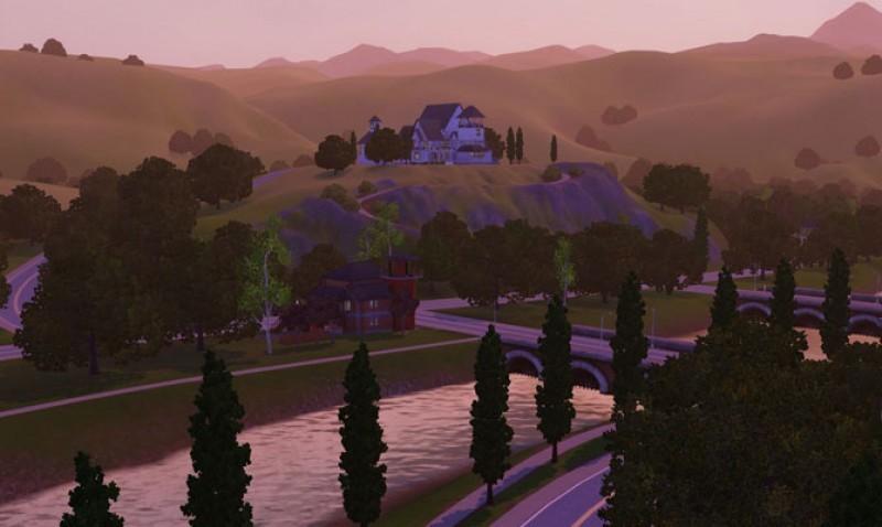🔳 Bajar Sims 3: Riverview en español