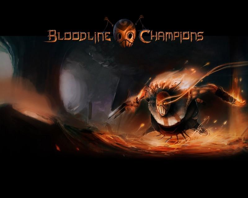 Pantallazo Bloodline Champions Fondo