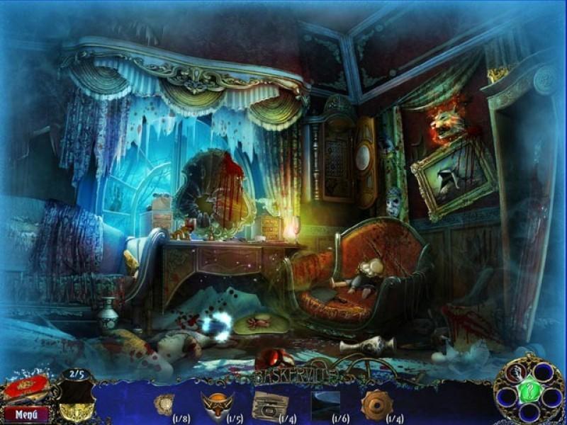 Pantallazo Sherlock Holmes: El sabueso de los Baskerville