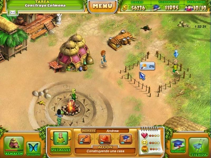Pantallazo Farm Tribe
