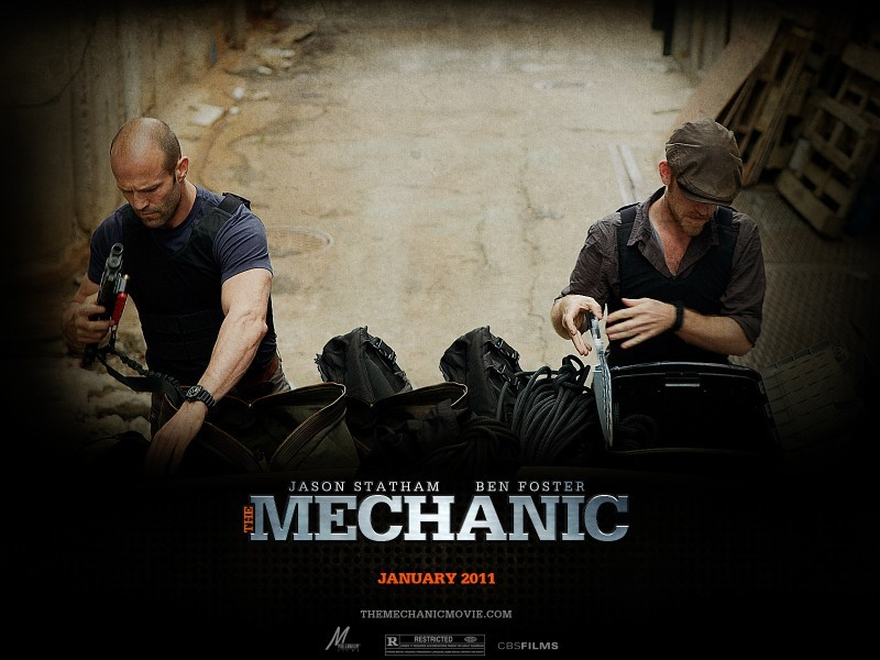 Pantallazo The Mechanic