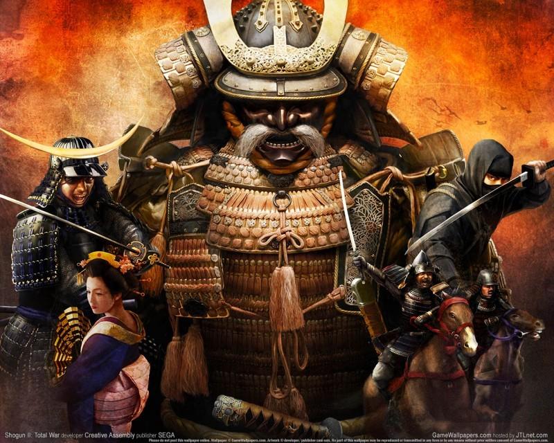 Pantallazo Shogun 2: Total War Wallpaper
