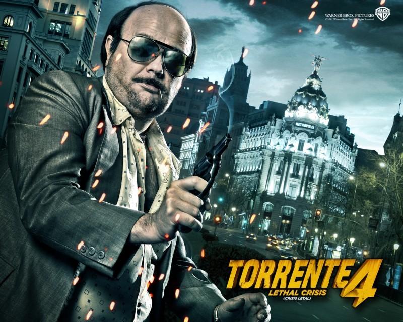 Pantallazo Torrente 4