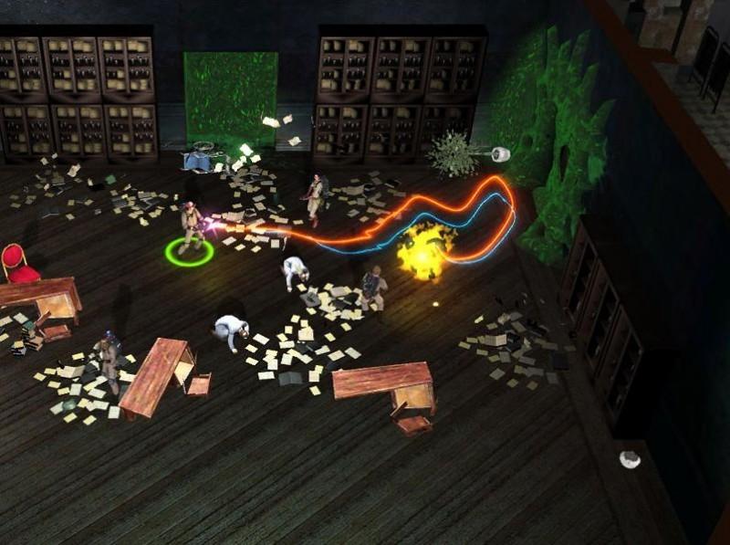 Pantallazo Ghostbusters: Sanctum of Slime