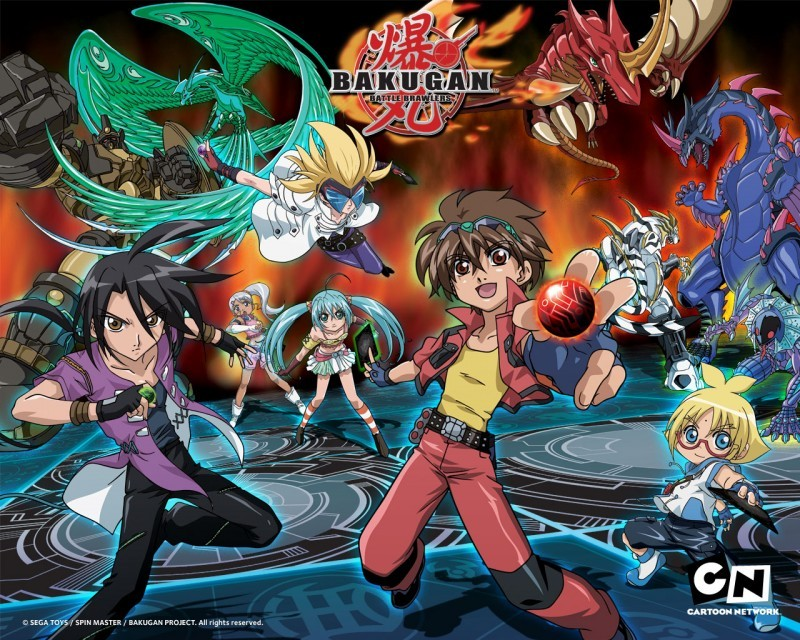 Pantallazo Bakugan Battle Brawlers