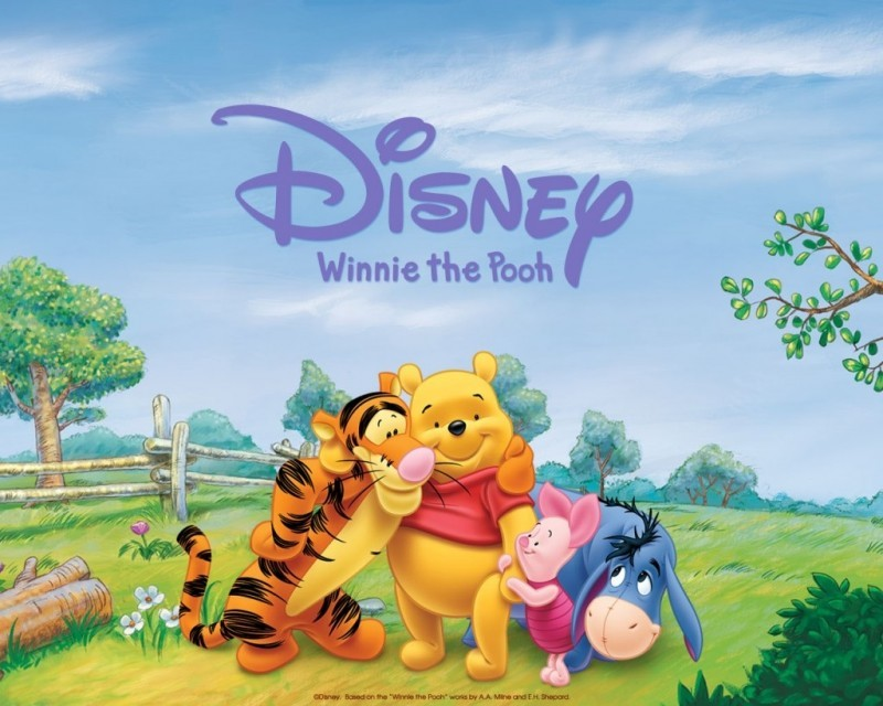 Pantallazo Winnie The Pooh Wallpaper