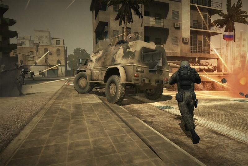 Pantallazo Battlefield Play4Free