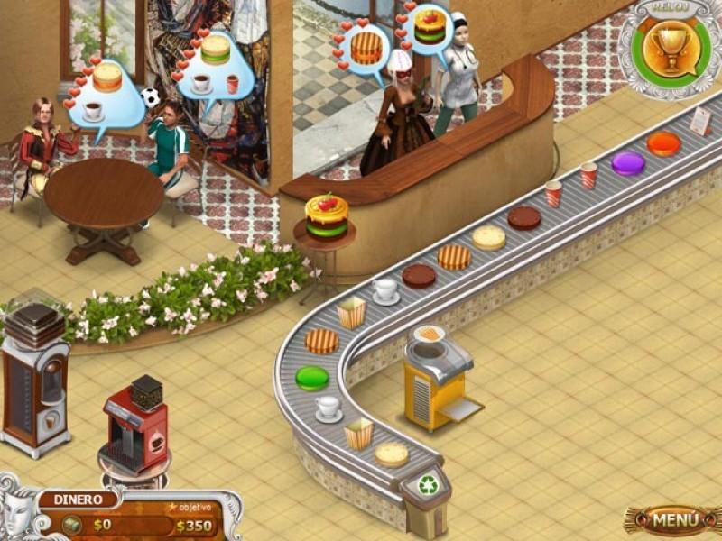 Pantallazo Cake Shop 3