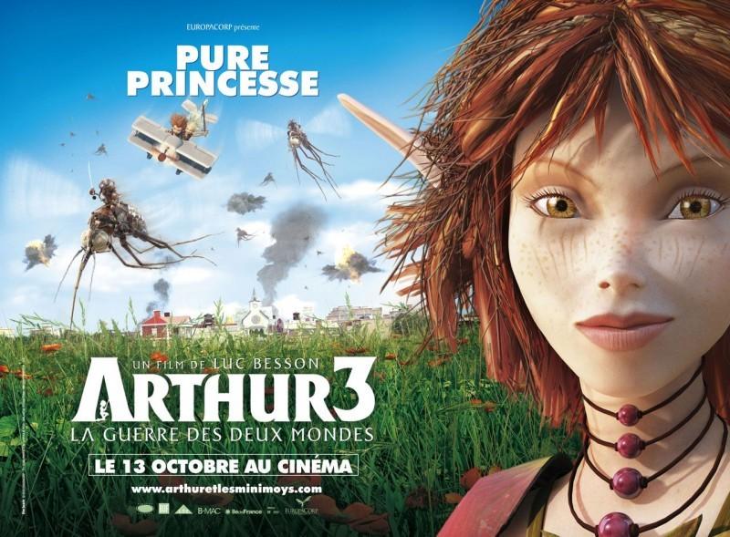 Pantallazo Arthur 3: La guerra de los mundos