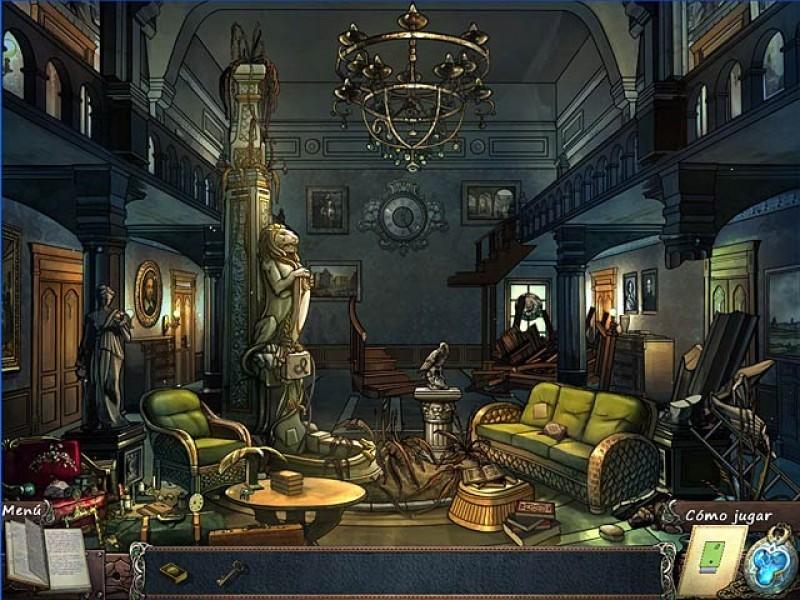 Pantallazo Mystery of Mortlake Mansion