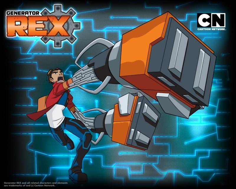 Pantallazo Generator Rex