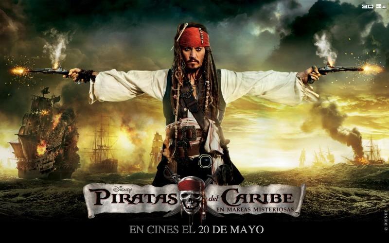 Pantallazo Piratas del Caribe 4: En Mareas Misteriosas
