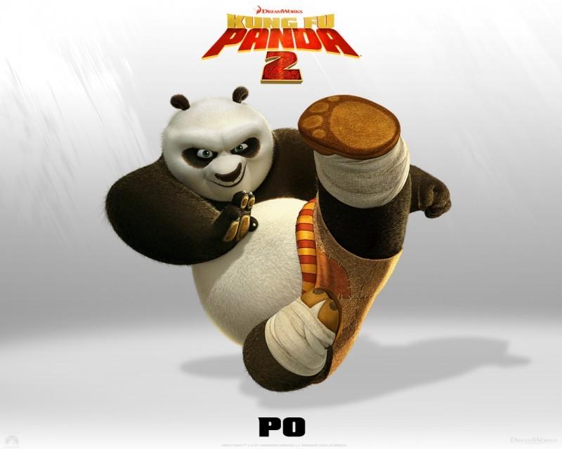Pantallazo Kung Fu Panda 2