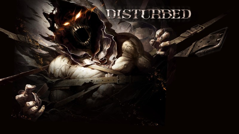 Pantallazo Disturbed