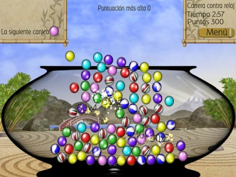 Pantallazo Jar of Marbles
