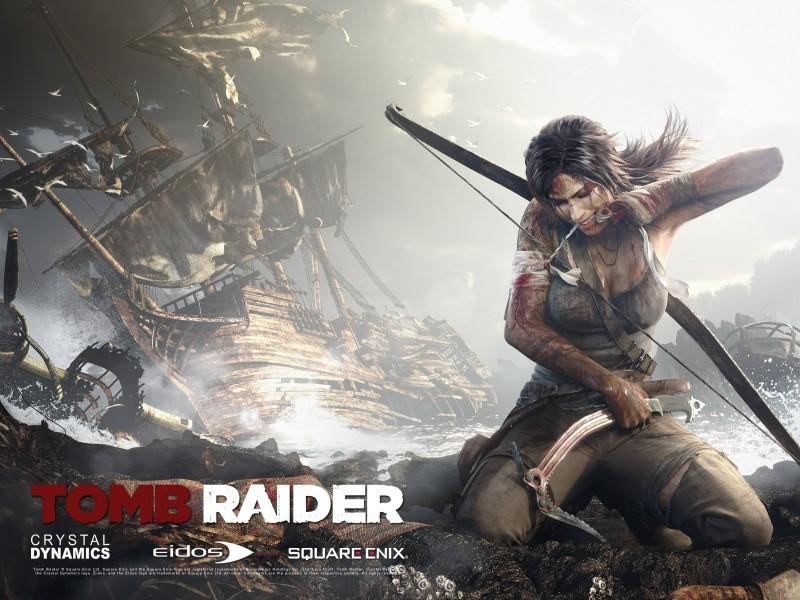 Pantallazo Tomb Raider