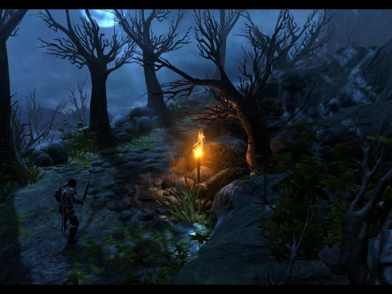Pantallazo Dungeon Siege 3