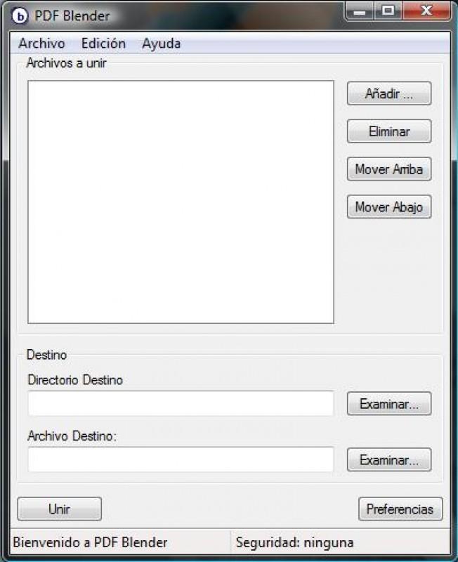 Pantallazo PDF Blender