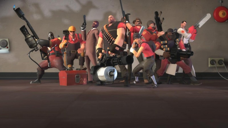 Pantallazo Team Fortress 2