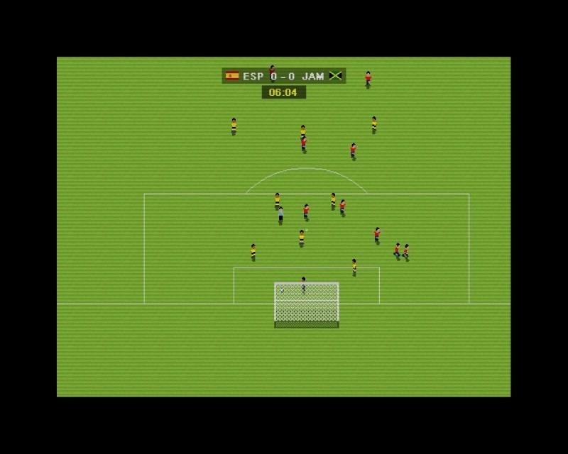 Pantallazo Soccer World Cup – 1986-2010 series