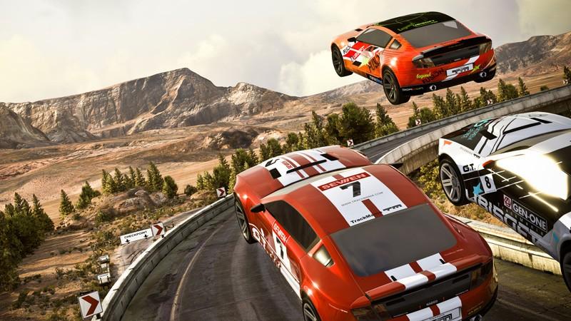 Pantallazo TrackMania 2 Canyon