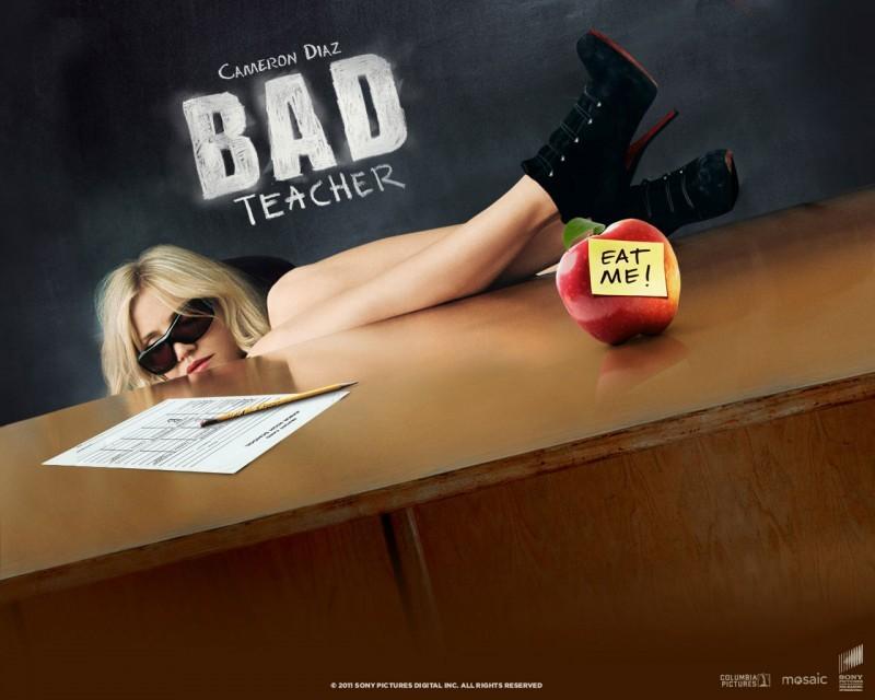Pantallazo Bad Teacher