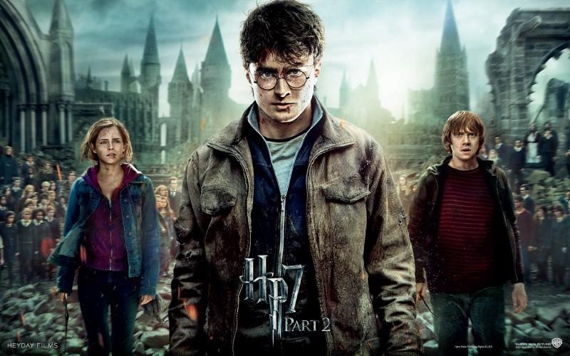 Pantallazo Harry Potter: Las Reliquias de la Muerte - Parte 2