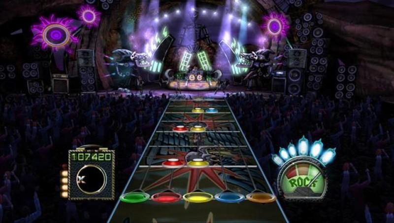 Pantallazo Guitar Hero 3: Legends of Rock Parche