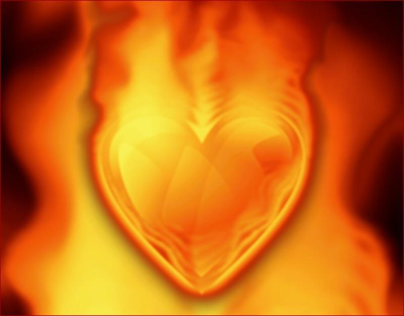 Pantallazo Heart on Fire