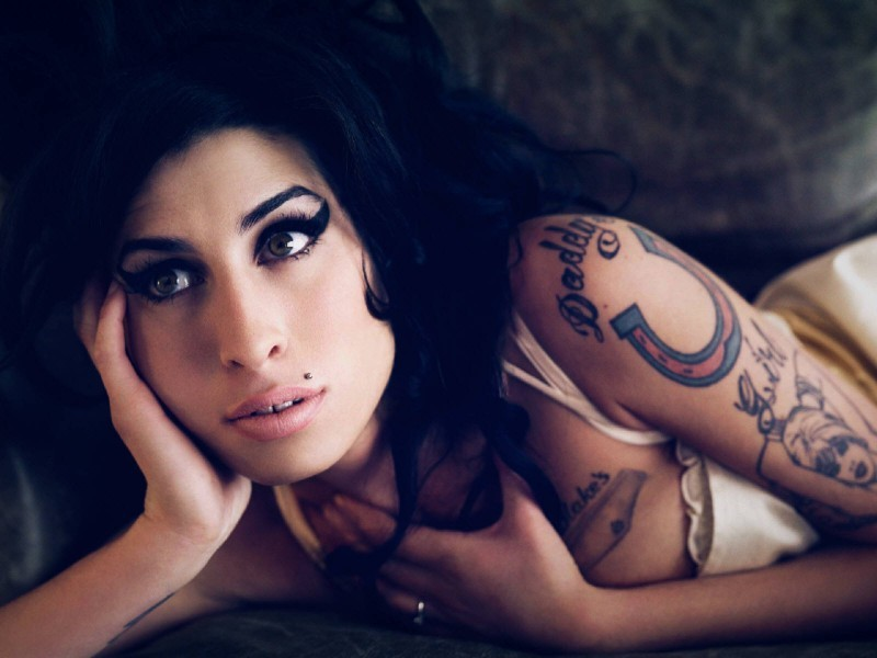 Pantallazo Amy Winehouse