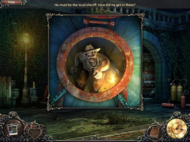 Pantallazo Vampire Saga: Welcome to Hell Lock