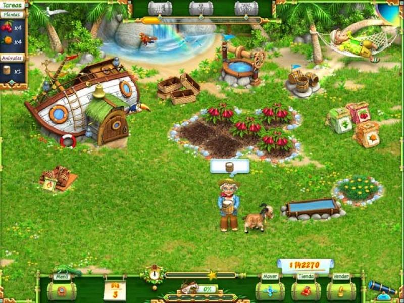 Pantallazo Hobby Farm