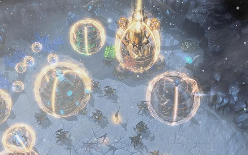 Pantallazo StarCraft II: Starter Edition